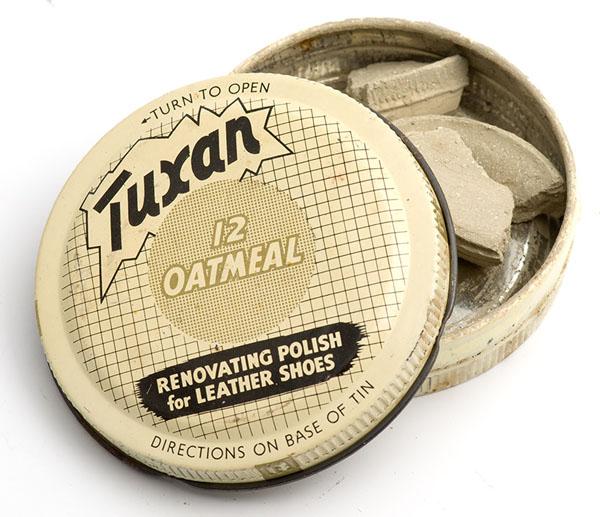 Tuxan oatmeal