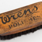 Wren's boot brush