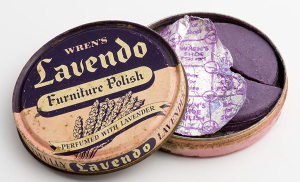 Wren's Lavendo Furniture Polish