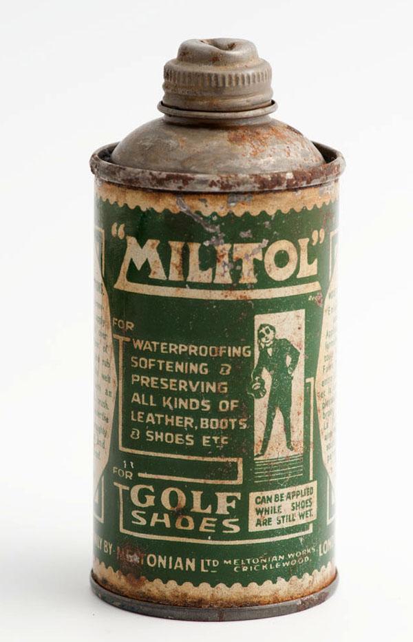 """Meltonian """"Militol"""" liquid dubbin"""