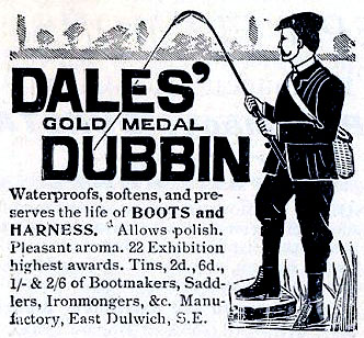 Dale's dubbin - 1904