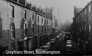 Greyfriars Street, Northampton