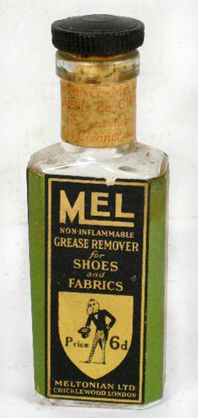 Mel grease remover