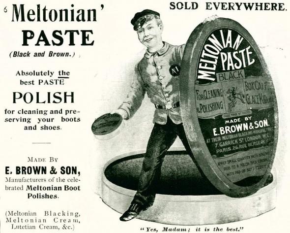 meltonian paste 1910