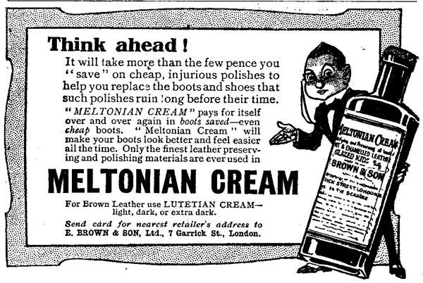 meltonian cream