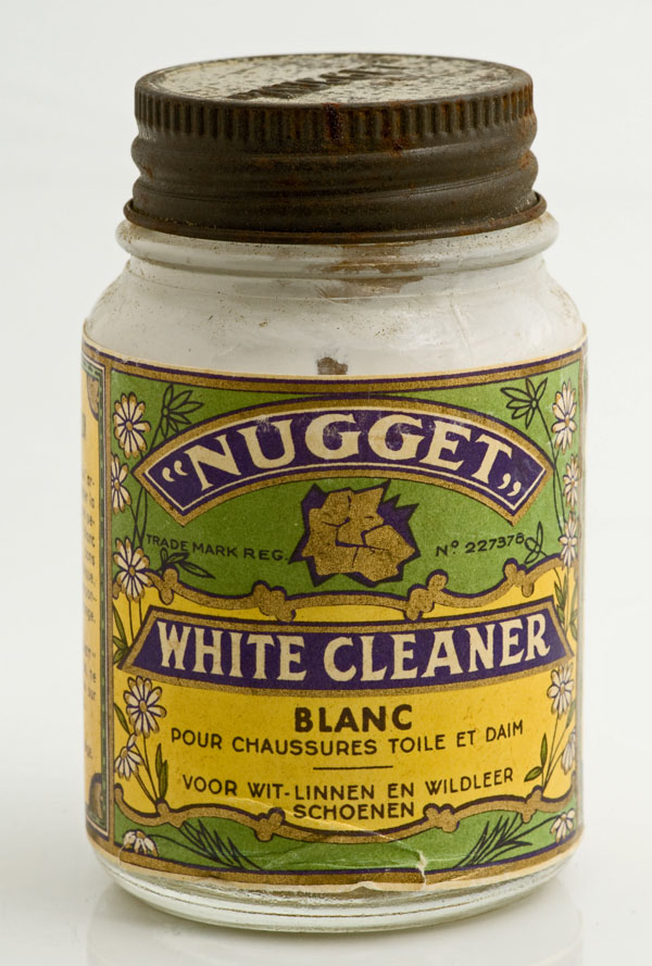 Nugget white cleaner