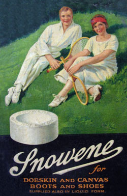 Snowene white cleaner