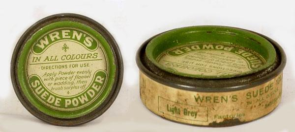 Wren's suede powder