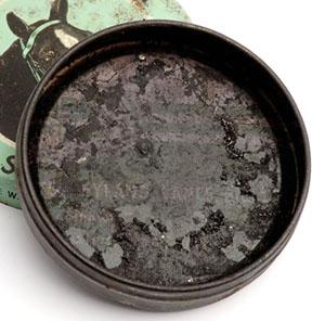 Black Beauty shoe polish by Radium (Broadheath) Ltd