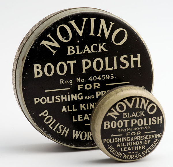 Novino boot polish