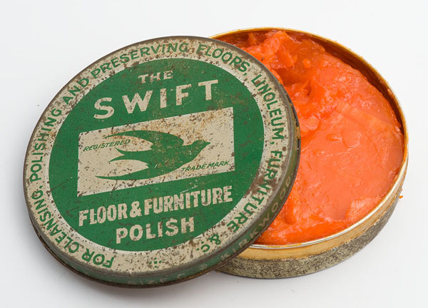 Swift floor & furniture polish