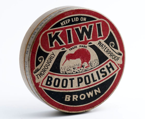 Kiwi brown boot polish