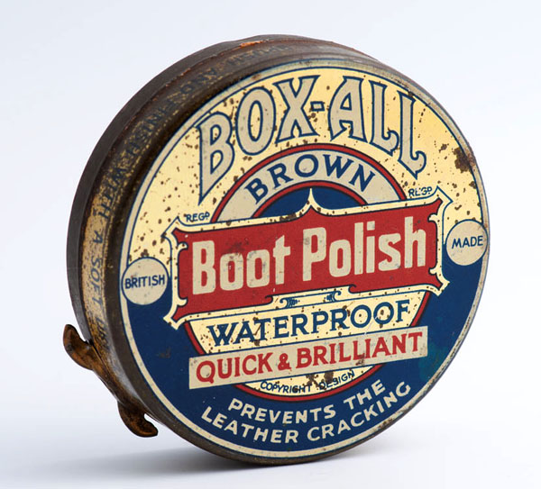 Box-All boot polish