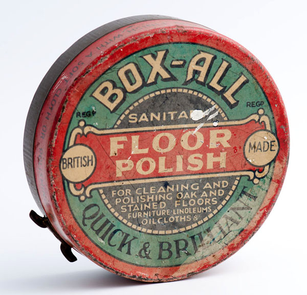 Box-All floor polish