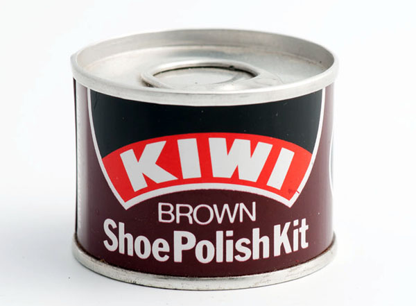 Kiwi brown shoe polish