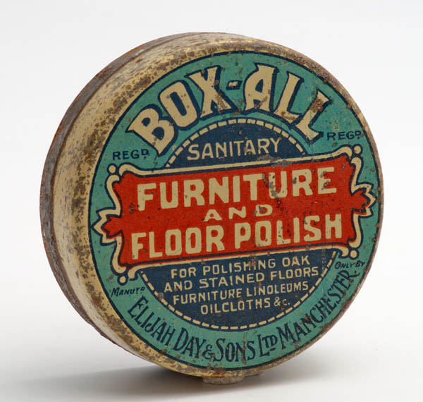 Box-All furniture and floor polish