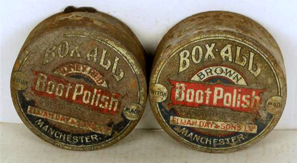 Boxall boot polish