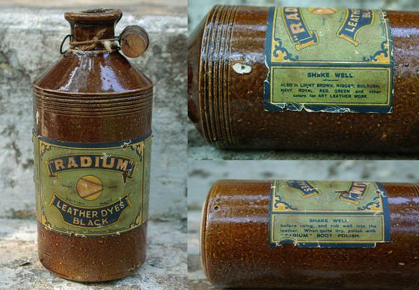 Radium Leather Dye