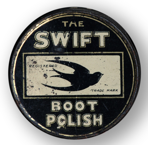 Swift boot polish