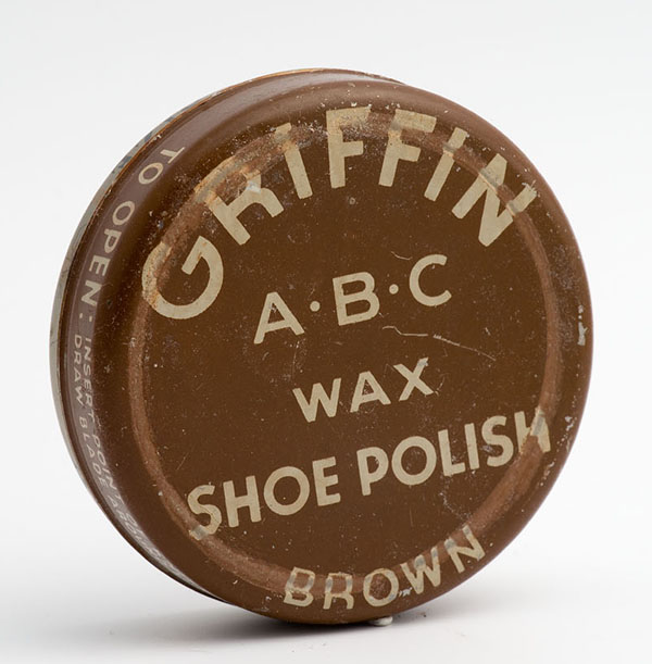 Griffin shoe polish