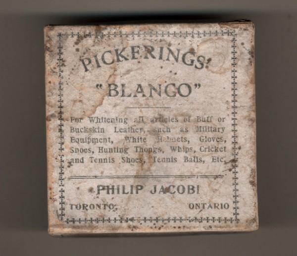 Pickerings! Blanco
