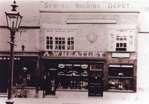 A Wheatley bootmakers