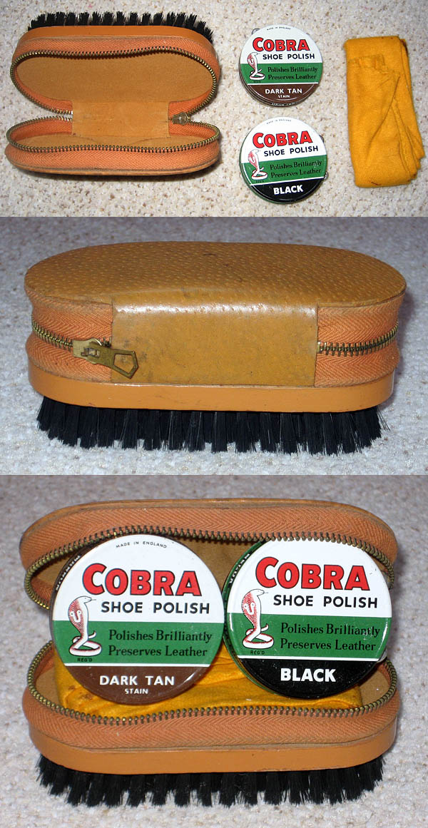Cobra brush set
