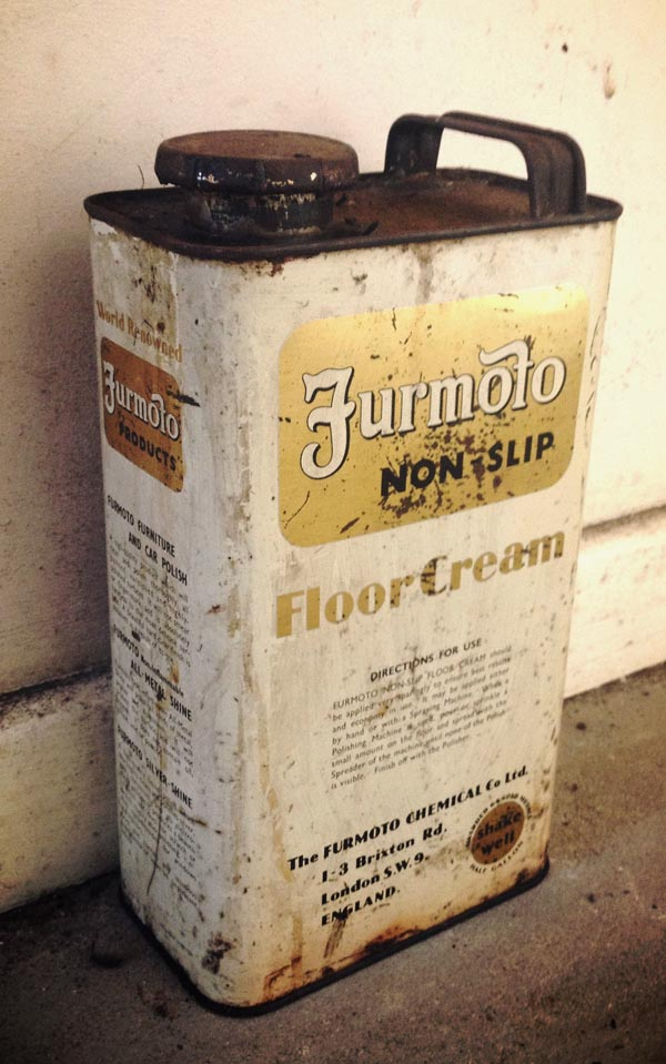 Furmoto nonslip polish