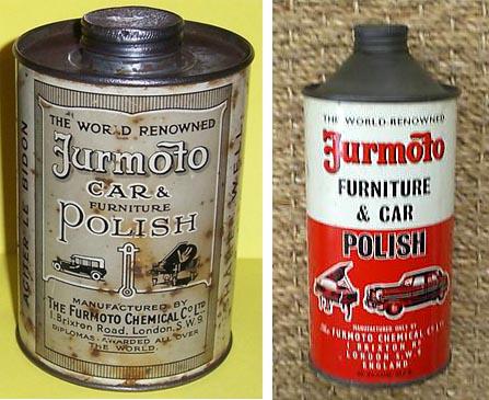 Furmoto car polishes