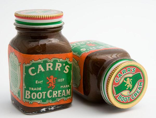 Carr's Boot Cream