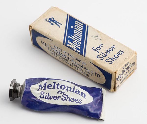 Meltonian silver shoe cream