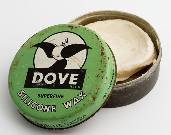 Dove Superfine Silicone Wax