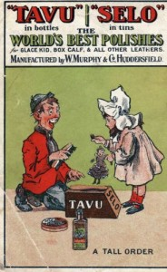Tavu boot polish