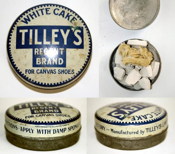 Tilley's White Cake