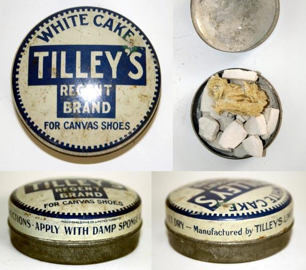 Tilley's White Cake