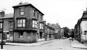 Clayton Street, Nottinham