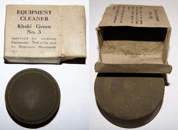 Khaki Green No 3